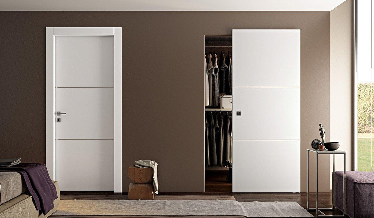 Porte interne erre effe - Modelli porte interne legno ...